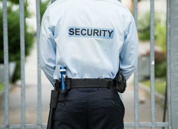 QQI level 4 cert security guarding skills 4N1118